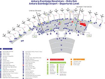 Departure Floor